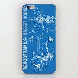 The Aerodynamics of a Basset Hound iPhone Skin