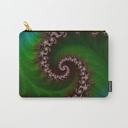 Benthic Saltlife Fractal Tribute for Reef Divers Carry-All Pouch