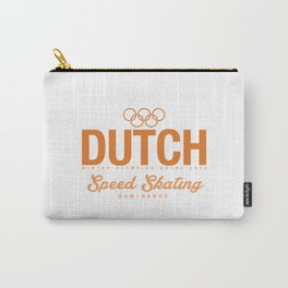 Dutch - Speed Skating Carry-All Pouch