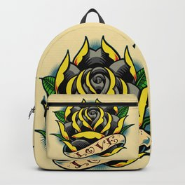 Love you to Death Backpack