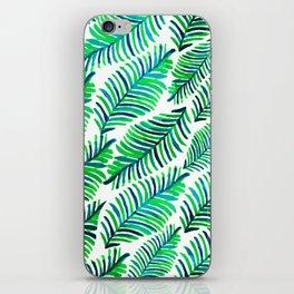 Palm Solace #society6 #buyart #decor iPhone Skin