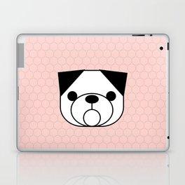 Pop Dog Pug Laptop & iPad Skin