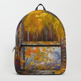 Uncompahgre National Forest Painting Backpack