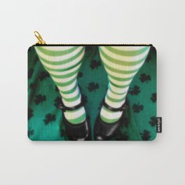 Sassy Leprechaun Carry-All Pouch
