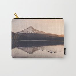 Wild Mountain Sunrise Carry-All Pouch