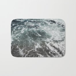 Emerald Gaze Bath Mat