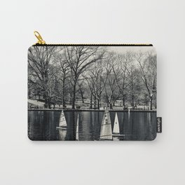 Kerbs Boathouse NYC Carry-All Pouch