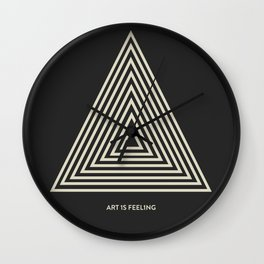 ReyStudios Monochromatic 2 Wall Clock