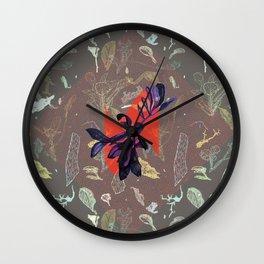 Miasma A Wall Clock