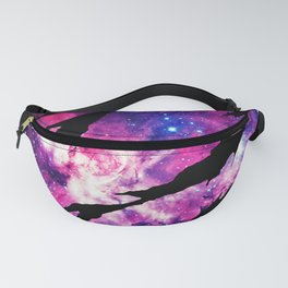 Deep Space Inside Fanny Pack