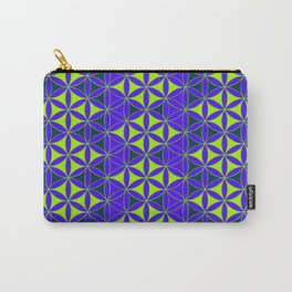 Flower of Life Pattern 8 Carry-All Pouch