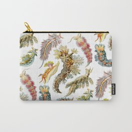 Ernst Haeckel - Nudibranchia (Snails) Carry-All Pouch