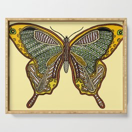 Butterfly2 Serving Tray