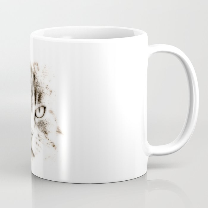 That Mischievous Cat Coffee Mug