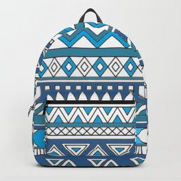 Pattern's of Calm line Backpack