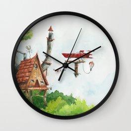 Skyhouse Wall Clock