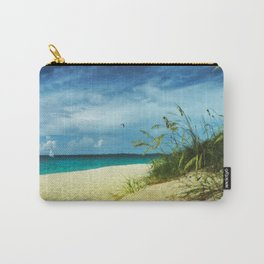 Tropical Idyll Carry-All Pouch