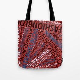 Fashion SketchBook Tote Bag