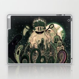 The Dream Catcher: Old Hag's Bane Laptop & iPad Skin