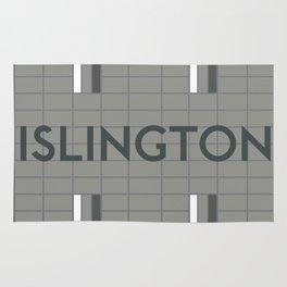 ISLINGTON | Subway Station Rug