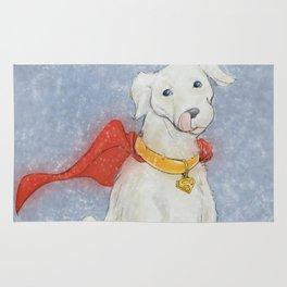 Super Dog Rug