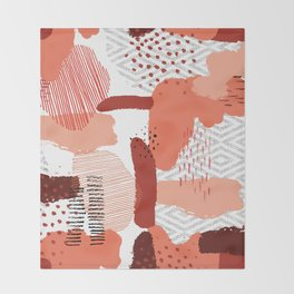 Canyon Clay Throw Blanket