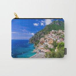 Amalfi Coast Italy Carry-All Pouch