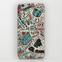 ChiliPot Pattern 2 iPhone Skin