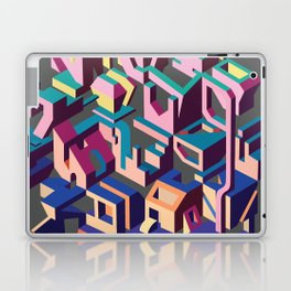 Psychedelic Dissection Laptop & iPad Skin