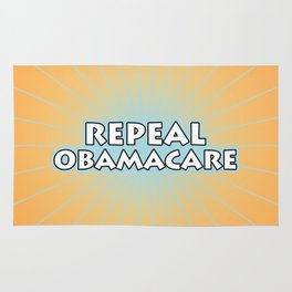 Repeal Obamacare Rug