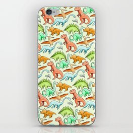 Dinosaur Skin iPhone Skin