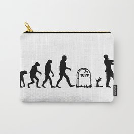 Zombie Evolution Carry-All Pouch