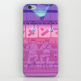Ramen Shop iPhone Skin