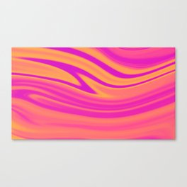 Slush Canvas Print