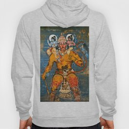 Hunuman, The Monkey God Hoody