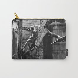 Jason Vorhees sings in the rain Carry-All Pouch