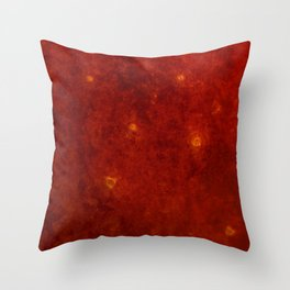 Unknown Surfaces Throw Pillow
