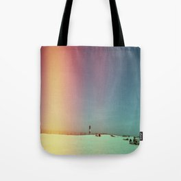 Fire Island Lighthouse Tote Bag