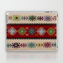 Kilim pattern #022 Laptop & iPad Skin