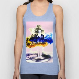 Boom Color Unisex Tank Top