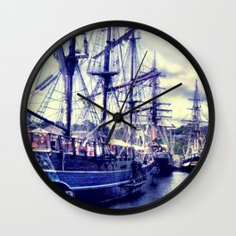 CHARLESTOWN Wall Clock
