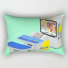 Capcom OOB 50 Rectangular Pillow
