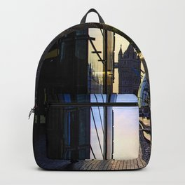 Sunrise on the South Bank Backpack