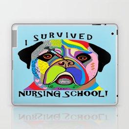 I Survived Nursing School Laptop & iPad Skin