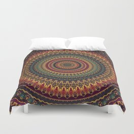 Mandala 488 Duvet Cover