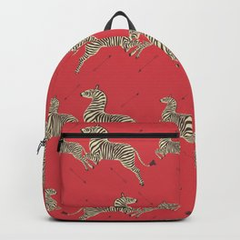 Royal Tenenbaums Wallpaper Backpack