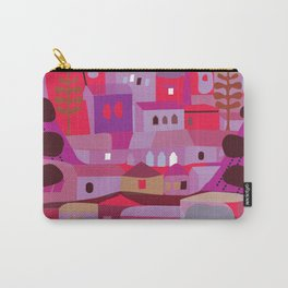 Silverlake from Elysian Park Carry-All Pouch
