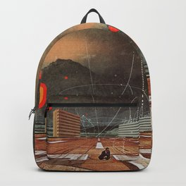 Tracing your Steps Backpack