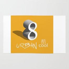 Urban Cool - Yellow Rug
