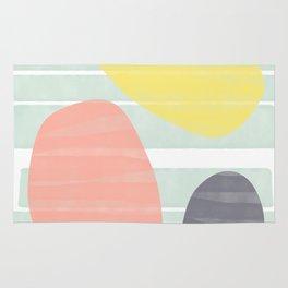 Beach Vibes #society6 #abstractart Rug